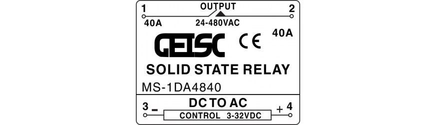 solide state relay SSR